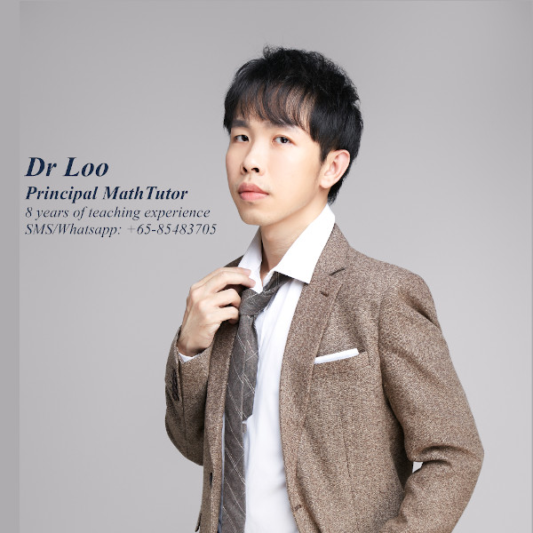 JC Math Tutor Singapore